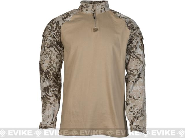 LBX Tactical Camouflage Combat Shirt (Color: Inland Taipan / Large)