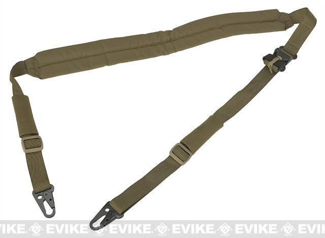 LBX Tactical 2 Point Combat Sling (Color: Coyote)