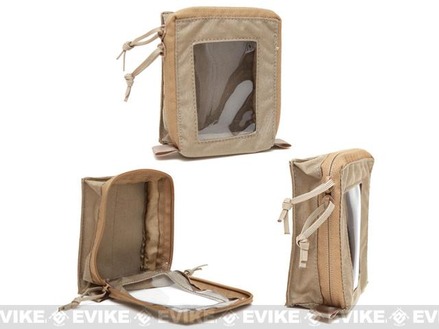 LBX Tactical Small Window Pouch - Coyote Tan