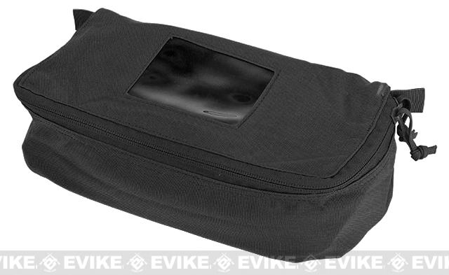 z LBX Tactical Large Window Pouch - Black
