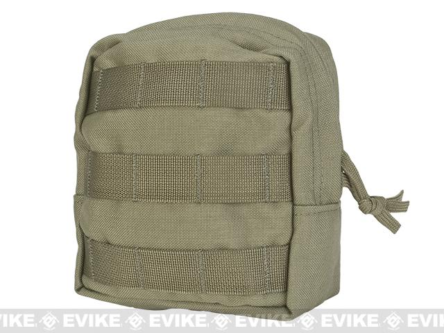 LBX Tactical Medium Utility / General Purpose Pouch (Color: Tan)