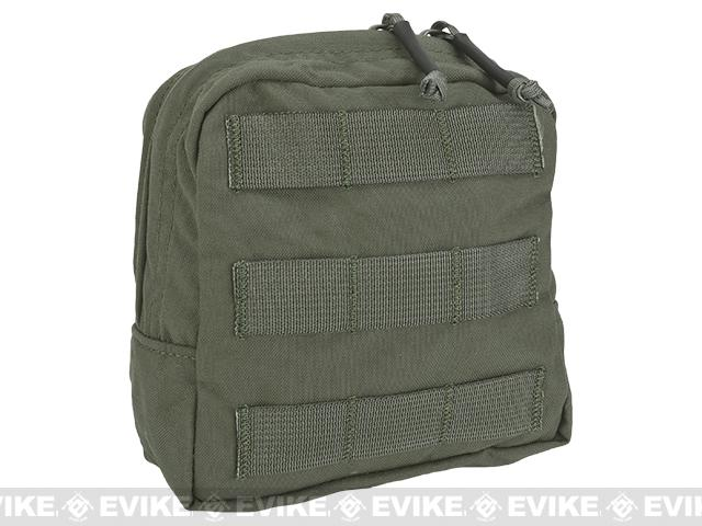 LBX Tactical Medium Utility / General Purpose Pouch - Ranger Green