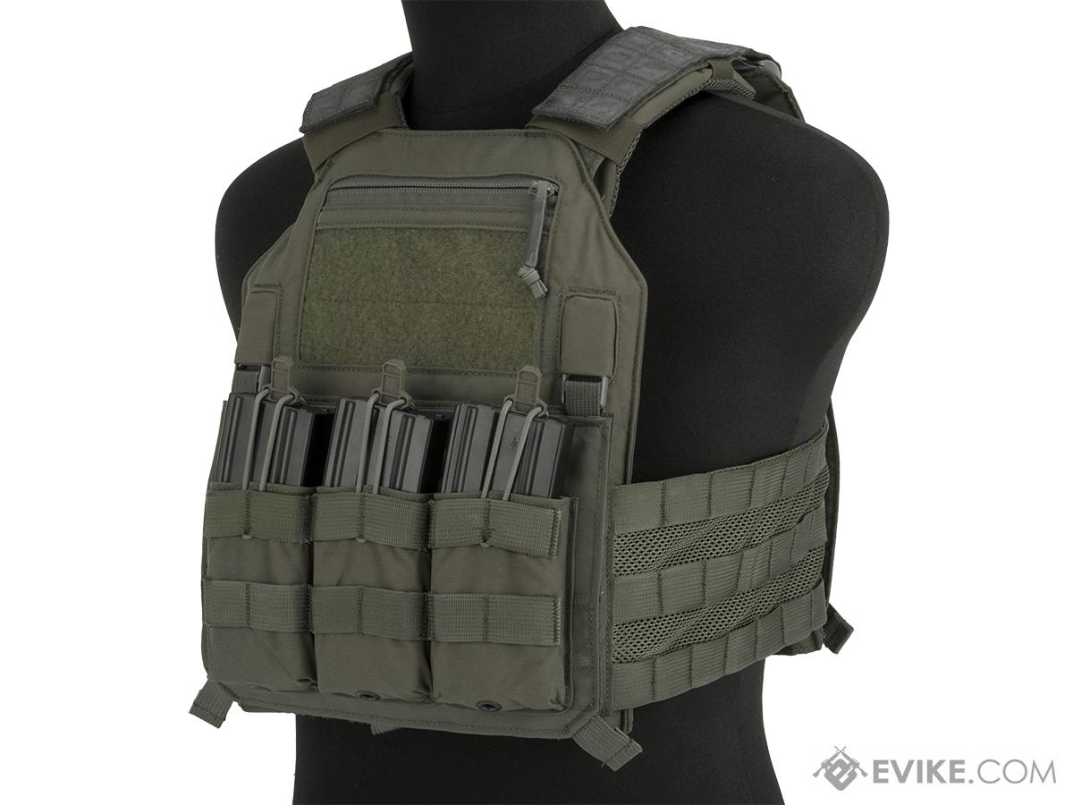 LBX Armatus II 4020 Plate Carrier (Color: Ranger Green / Medium)