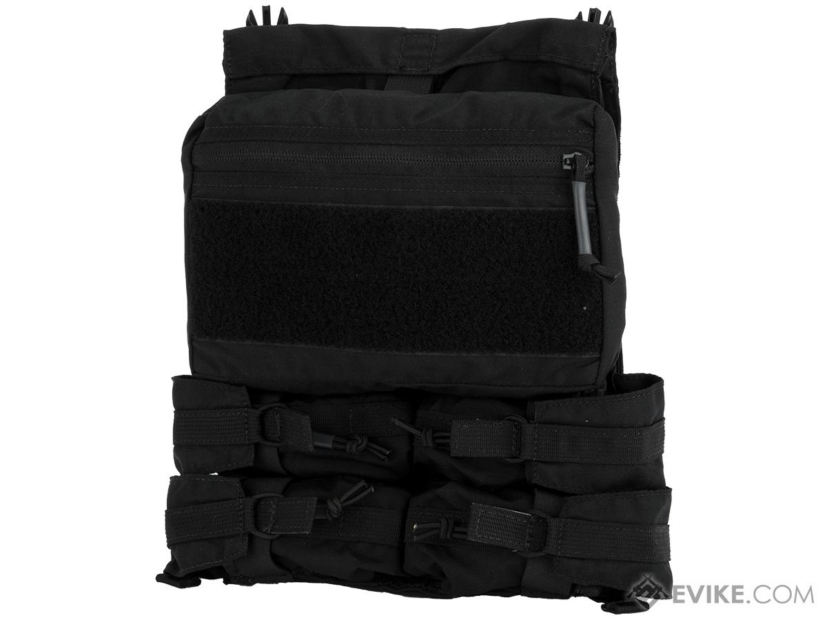 LBX Tactical Banger Back Panel (Color: Black)