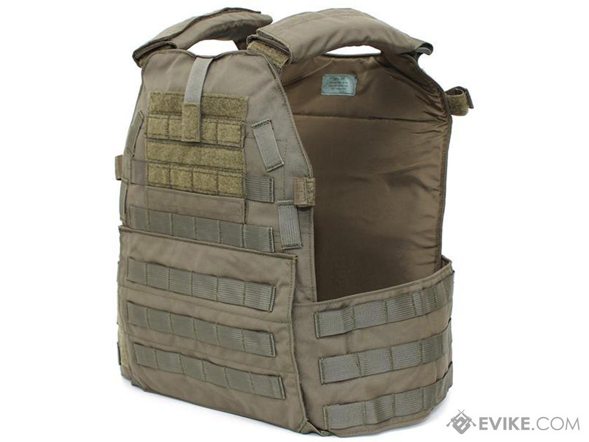 LBX 0300 Tactical Modular Plate Carrier (Color: Ranger Green / Small)