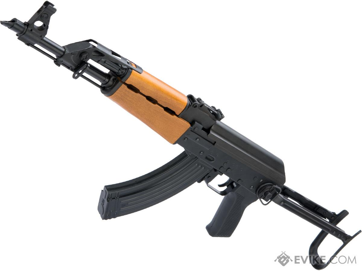 LCT M70AB2 Steel Airsoft AEG Rifle w/ Wood Handguard and Underfolding Stock