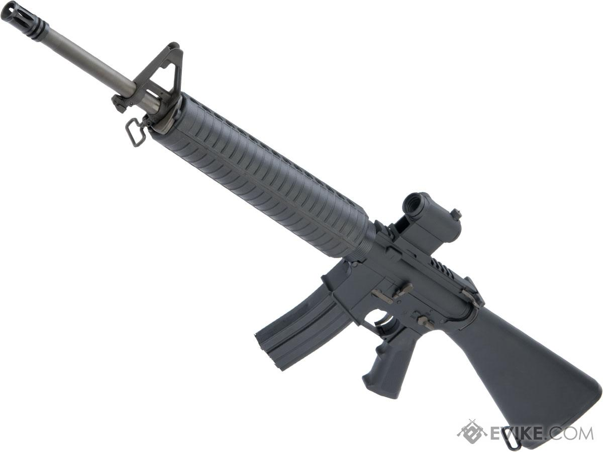 LCT Airsoft LR16A3 Full Size Airsoft Electric Blowback AEG Rifle