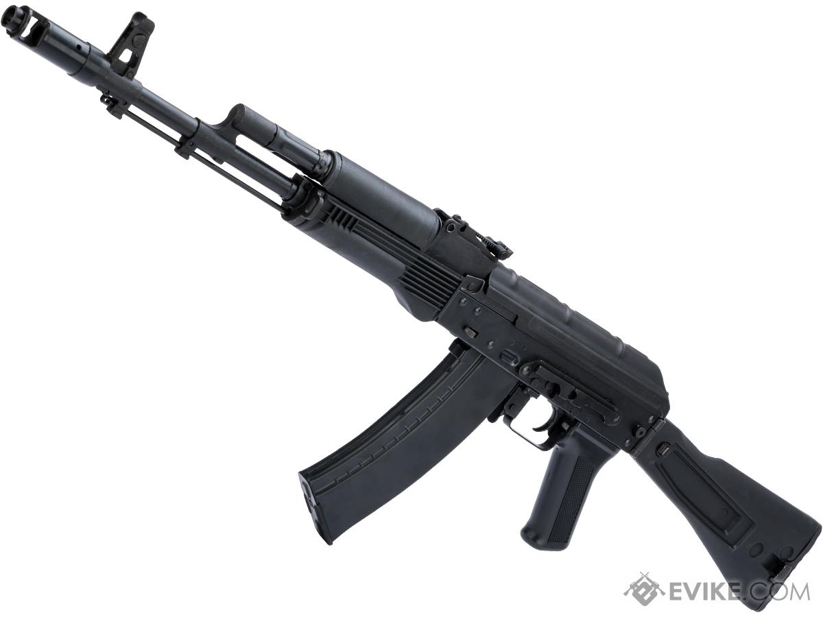 LCT LCK74MN Steel Airsoft AEG w/ Side folding Stock