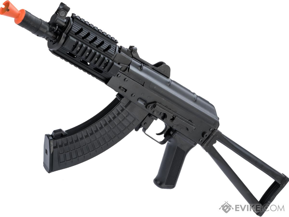 LCT Airsoft TX-S74UN Tactical Full Metal AEG with Side Folding Stock