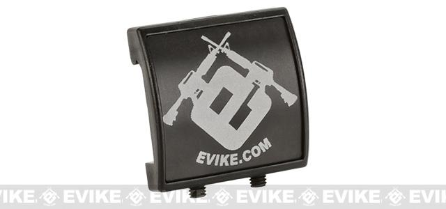 Custom Gun Rails (CGR) Small Laser Engraved Aluminum Rail Cover - Evike.com