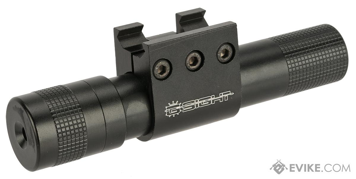 G-Sight Shadow Walker Weapon Mounted Laser Sight (Color: Blue Laser)