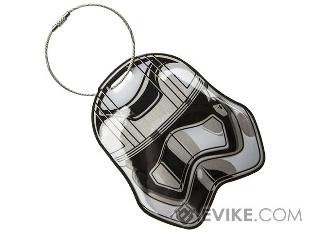 Star Wars: The Force Awakens Captain Phasma Aluminum Bag / Luggage Tag