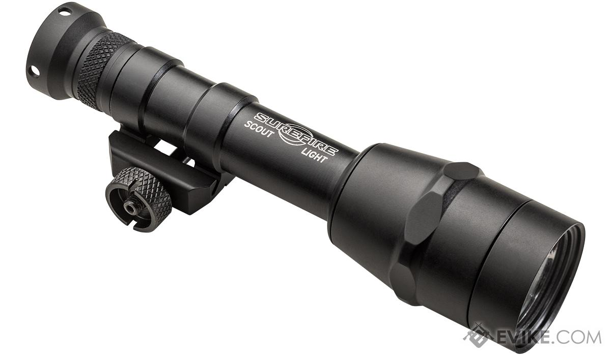 Surefire M600IB Scout Light with IntelliBeam™ Technology - Black