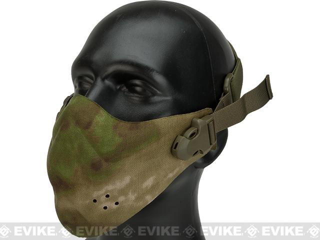 Matrix High Speed Lightweight Half Face Mask - Arid Foliage
