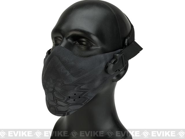 Matrix High Speed Lightweight Half Face Mask - Urban Serpent