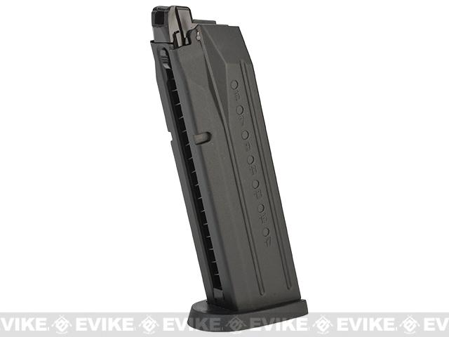 VFC 24rd Magazine for M&P 9 Full Size Airsoft GBB Pistol (Color: Black)