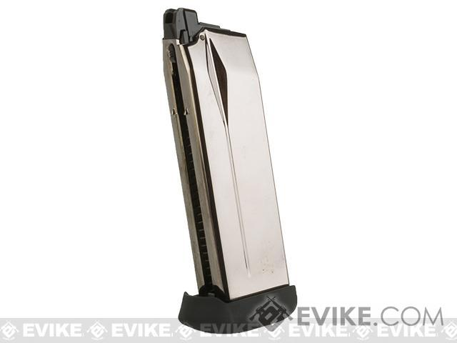 FN Herstal FNX-45 Magazine For FNX-45 Gas Blowback Pistols (Color: Black)