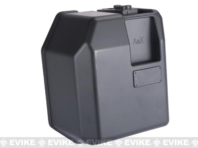 Matrix 5000rd Super High Capacity Electric Auto Winding Box Mag for M4 M16 Series Airsoft AEG