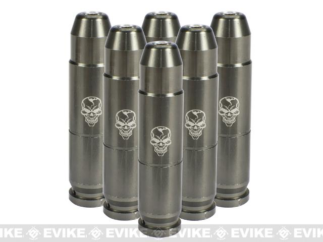 APM50  Cartridge Shell Set for APS M50 Co2 Airsoft Sniper Rifles (FPS: Skull / 500-590)