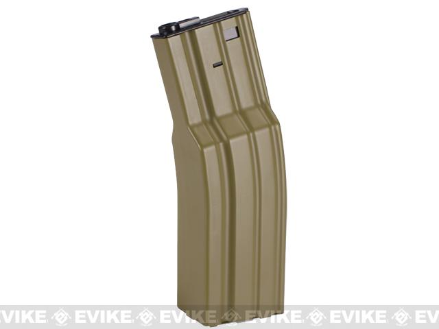 Echo1 850rd FAT Magazine for M4 / M16 Series Airsoft AEGs (Color: Tan)