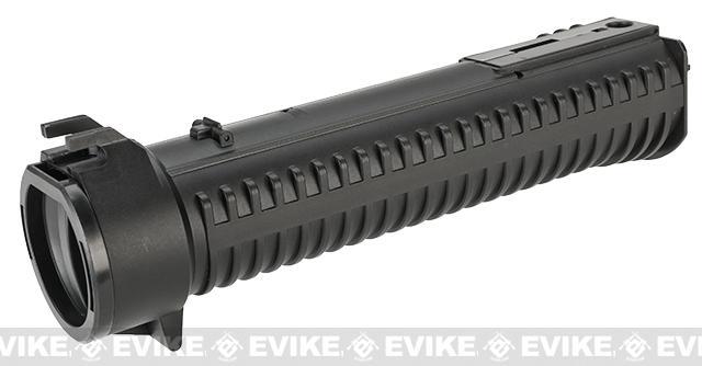 Bizon PP-19 Airsoft AEG Magazine for S&T Echo1 Silverback Viktor Genesis (Type: 1000 Round Hi-Cap)