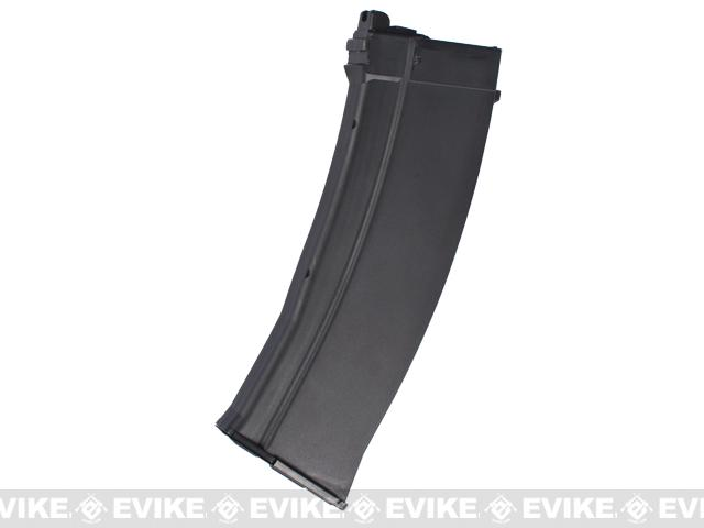 GHK 50rd Gas Blowback Magazine for GKS74U Airsoft GBB Rifles
