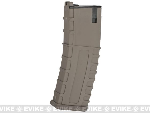GHK 40rd Magazine for G5 Series Airsoft GBB Rifles (Color: Tan)