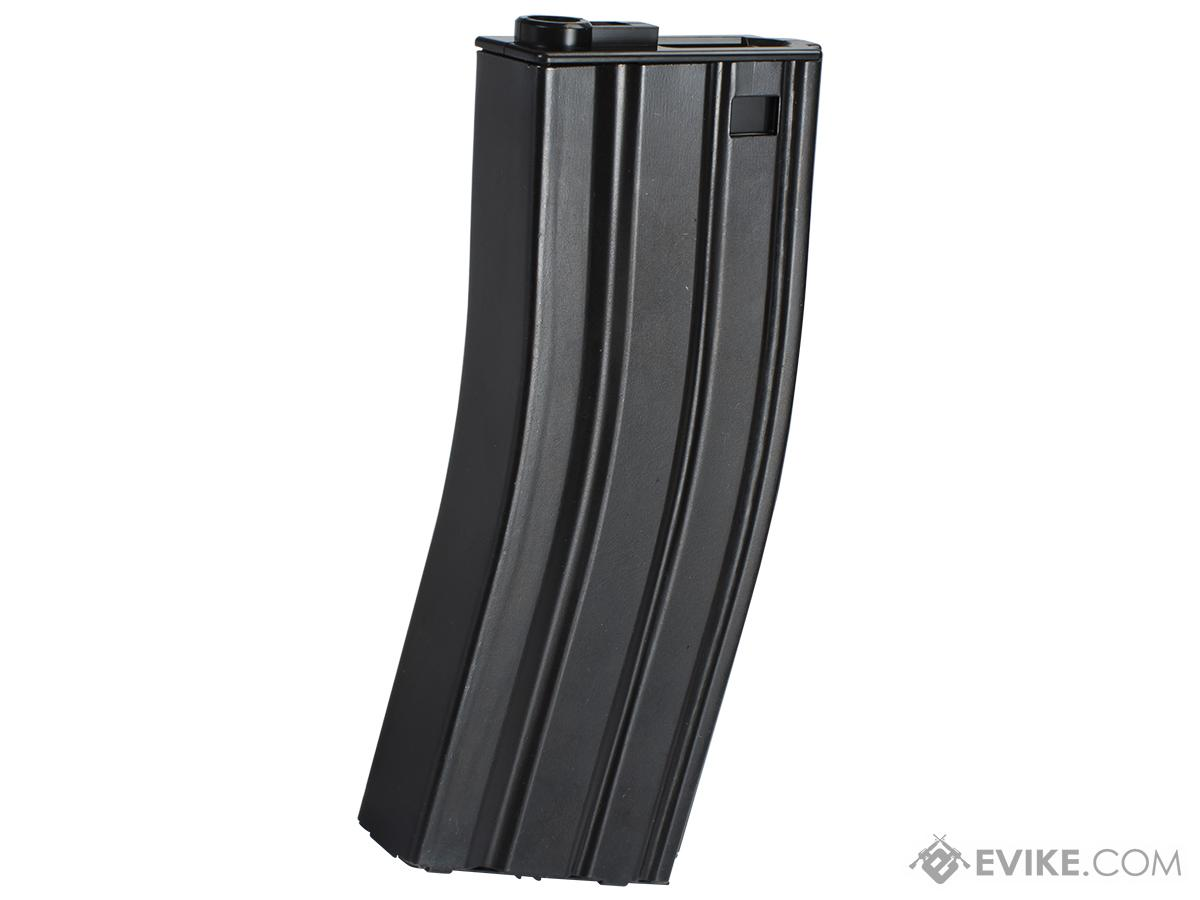G&P 360rd Best High ROF Feeding Hi-Cap Magazine for M4 M16 Series Airsoft AEG Rifles (Package: Single Magazine)