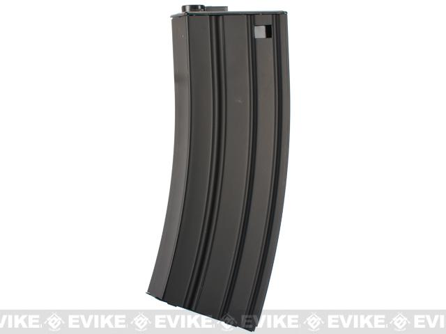 Matrix  Delta Metal Magazine for M4 M16 Series Airsoft AEG Rifles (Capacity: 450 Rounds)