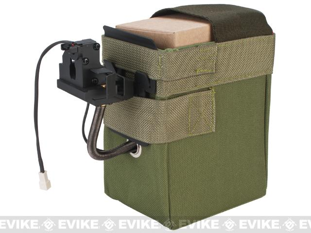 Echo1 4000rd Box Magazine for M240B Airsoft Machine Gun