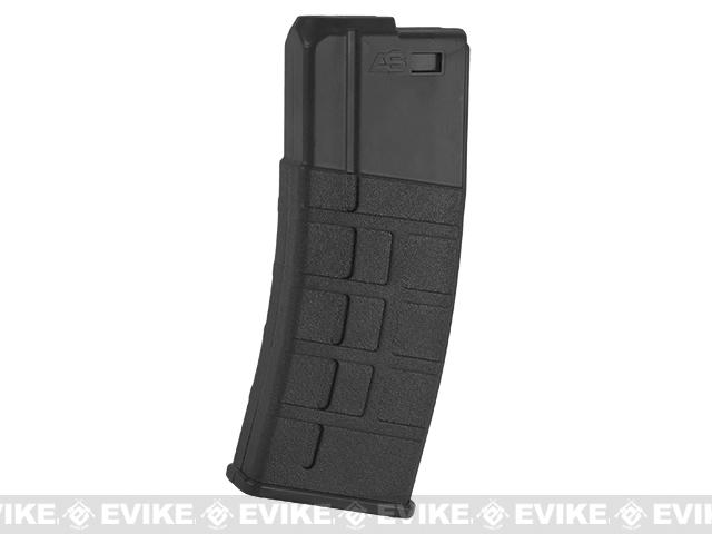 Airsoft Systems 85rd Polymer Magazine for M4 / M16 Series Airsoft AEG Rifles (Color: Black)