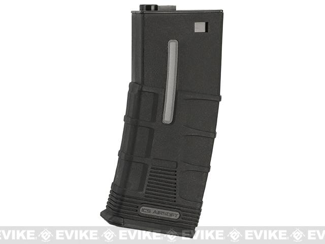 ICS 300rd Hi-Cap TMAG H300 for M4 / M16 / L85 Airsoft AEG Rifles (Color: Black)