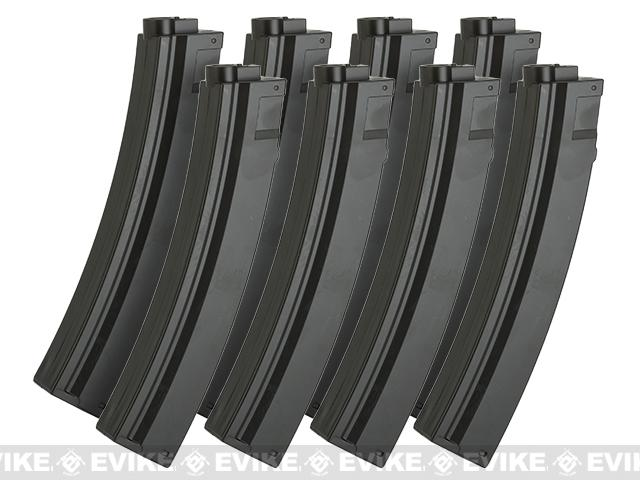 MAG MP5 95 Round Airsoft AEG Midcap Magazine (Package: Box of 5)