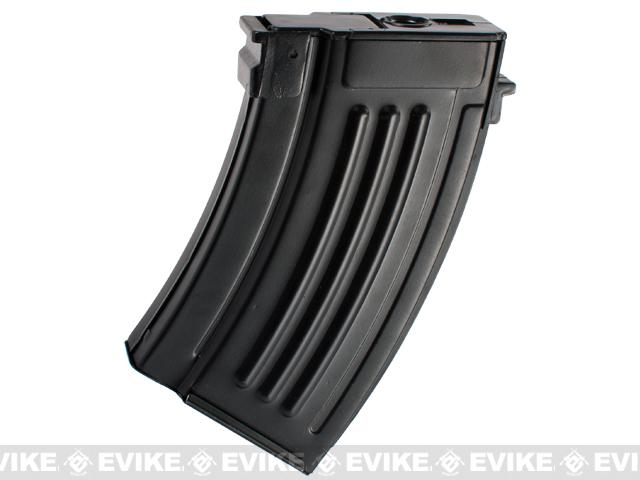 Matrix Short Type Full Metal 280rd Hi-Cap Magazine for AK series Airsoft AEG (Package: One Magazine)