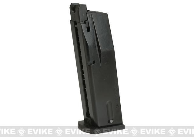 Magazine for WE-Tech M84/S92 Airsoft GBB Pistol (Color: Black)