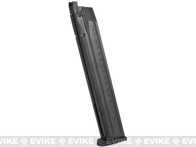 We-Tech 50rd Hi-Capacity Magazine for Big Bird Series Airsoft GBB Pistols