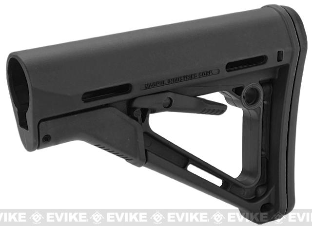 Magpul CTR® Carbine Stock - Mil-Spec (Color: Black)