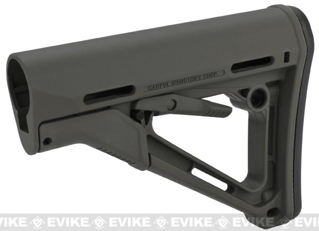 Magpul CTR® Carbine Stock - Mil-Spec (Color: OD Green)