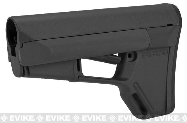 Magpul ACS Carbine Stock for M4 / M16 Series Rifles (Mil-Spec) (Color: Black)