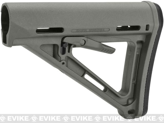 Magpul MOE® Carbine Stock - Mil-Spec (Foliage Green)