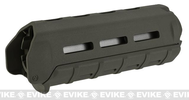 Magpul MOE M-LOK Carbine-Length Hand Guard - AR15 / M4 (Color: OD Green)