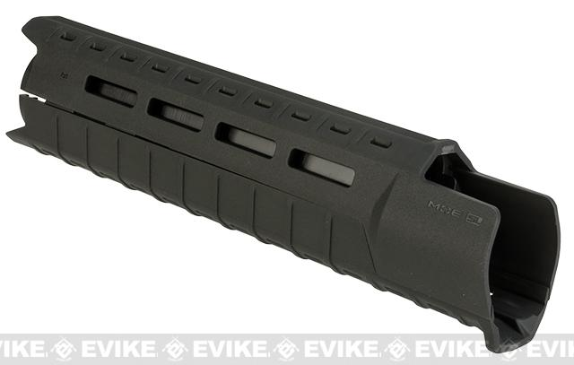 Magpul MOE-SL Handguard - Mid Length for AR15 / M4 Series  (Color: Black)
