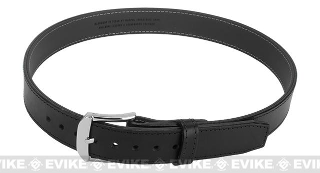 Magpul El Original Tejas Leather Gun Belt - Black (Size: 42)