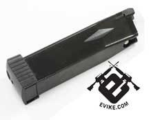 KJW Spare CO2 Mag for 1911 Hi-CAPA Series Airsoft Gas Blowback Guns