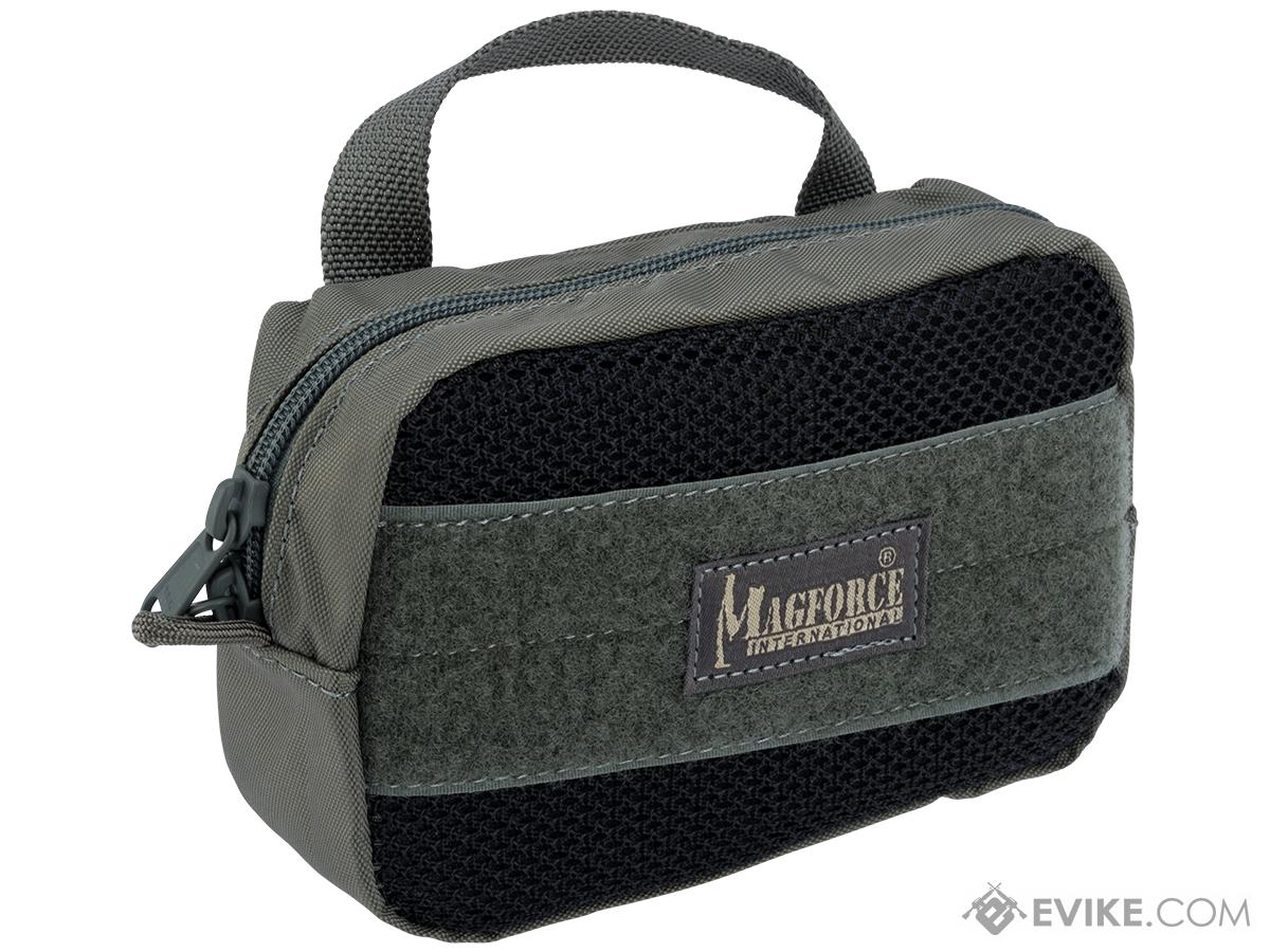 MagForce Mesh Organizer Pouch (Color: Foliage Green)