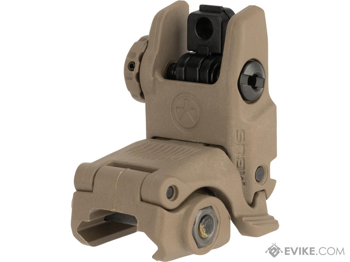 Magpul Gen2 Tactical Flip-Up MBUS Back-Up Rear Sight (Color: Dark Earth)