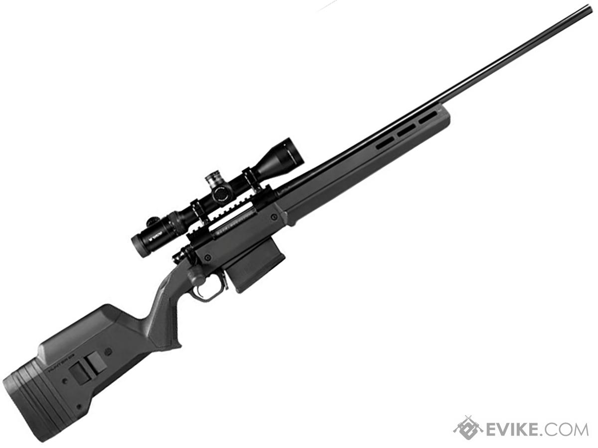 Magpul Hunter 700L Stock for Remington® 700 Long Action Rifles (Color:  Black)