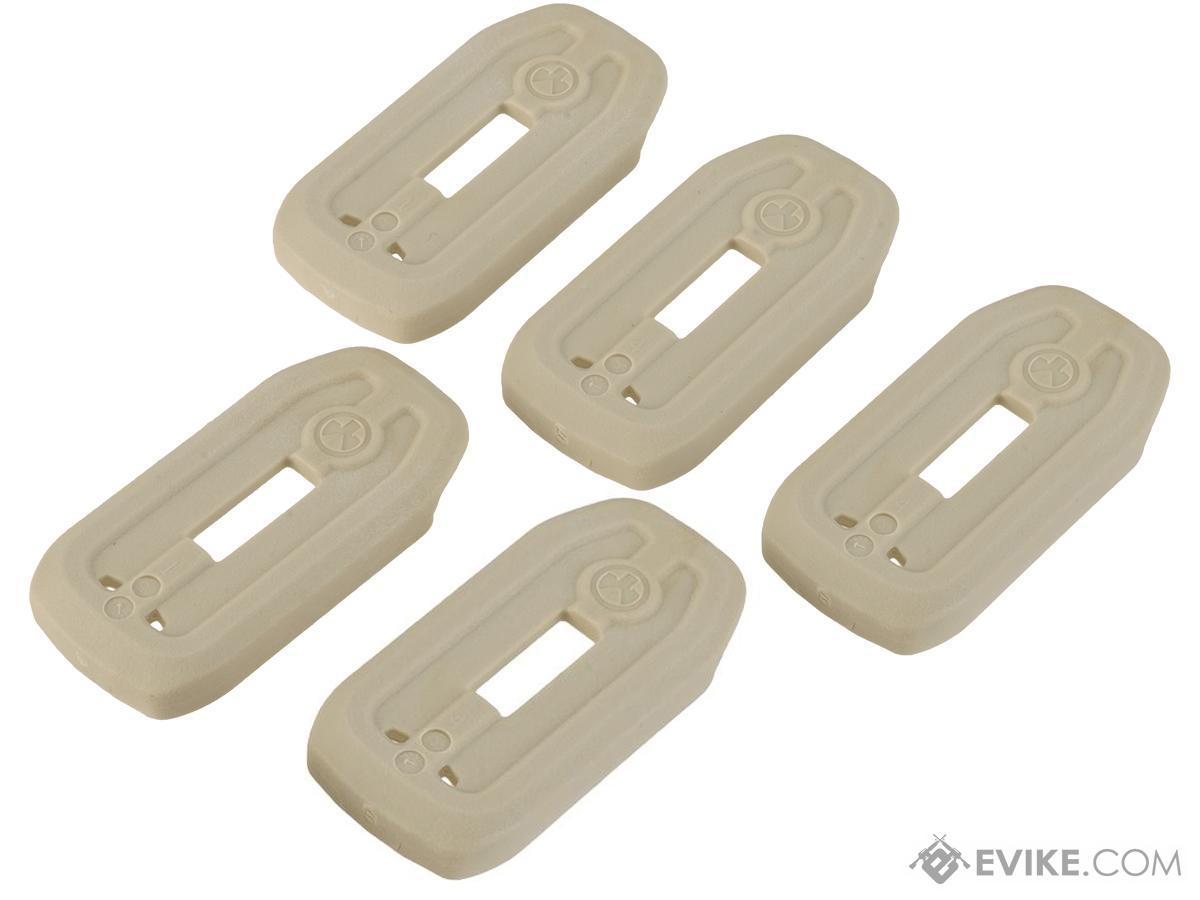 Magpul Floor Plate for AK/AKM PMAGs - Sand (5 Pack)
