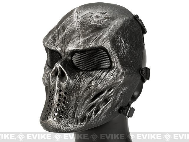 Avengers Full Face Mesh Mask (Style: Iron)