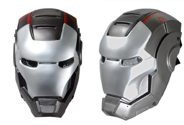 Lancer Tactical Superhero 3 Wire-Mesh Airsoft Mask